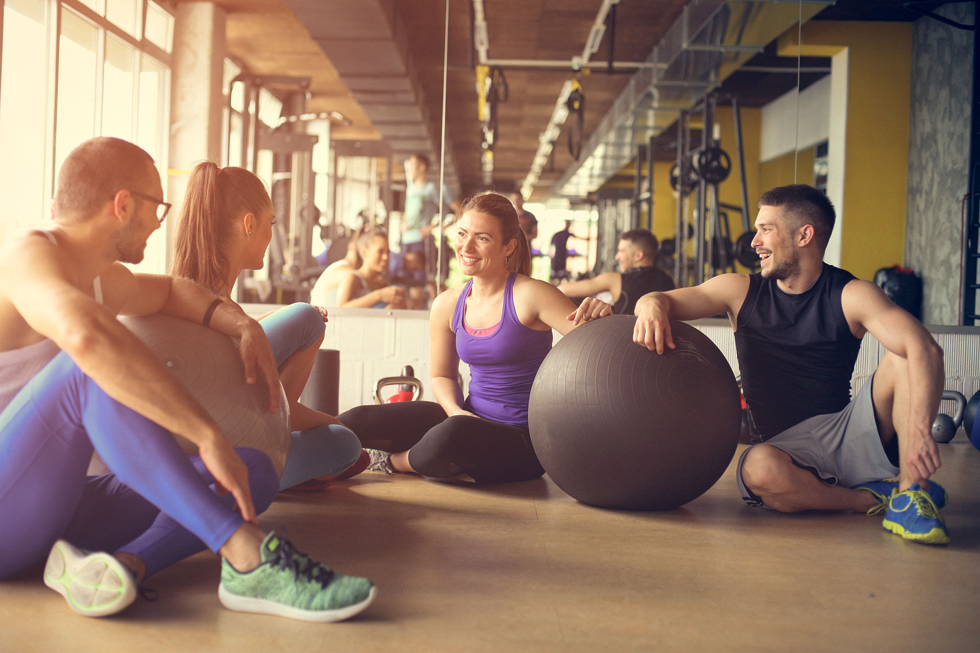 Kursangebot Bodystyling Sportfabrik Bonn