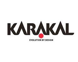 Logo Karakal, Squashzubehör Sportfabrik Bonn
