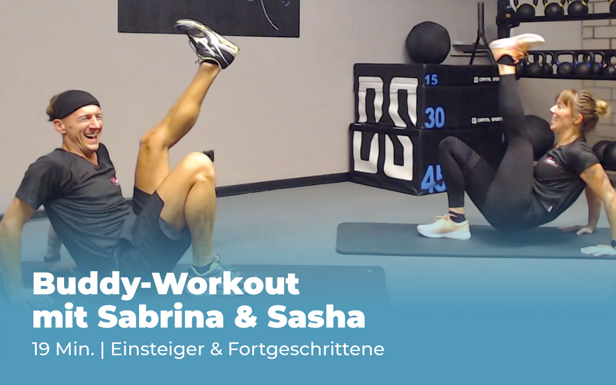 Partner Workout Sportfabrik Bonn